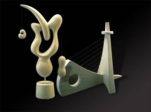 Abstract instrument 1986