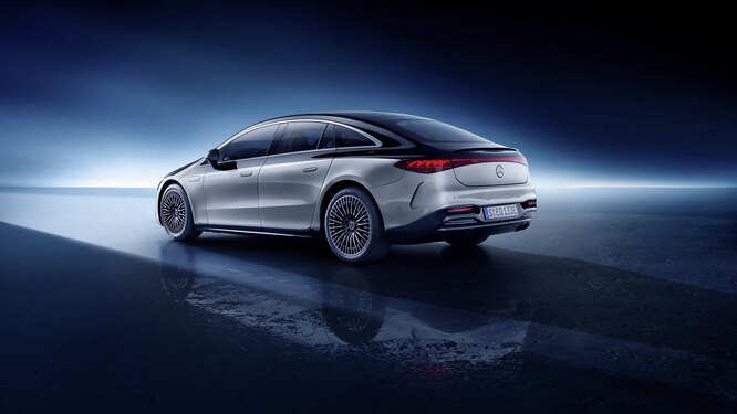 """Mercedes-Benz EQS 580 4MATIC AMG Line """"Edition One"""""""