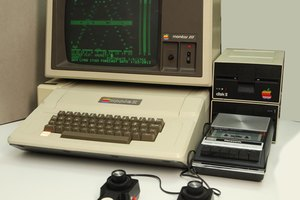 Где посмотреть на компьютер Apple II?