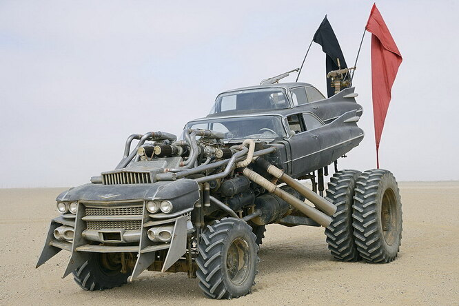 The Gigahorse (Mad Max: Fury Road)