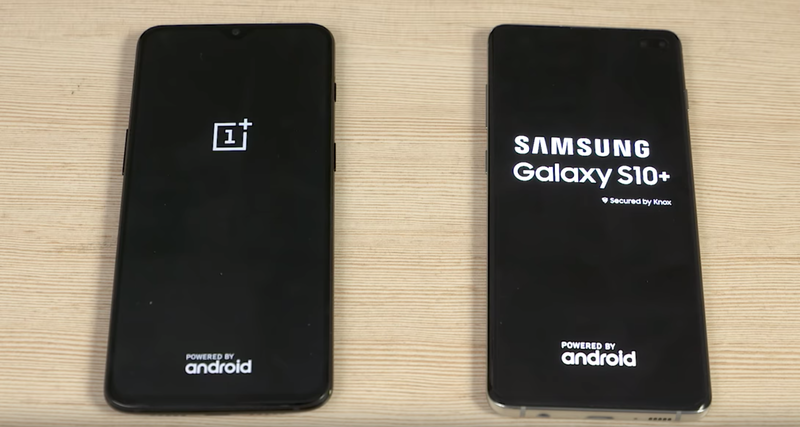 Samsung Galaxy S10 Plus против OnePlus 6T: кто быстрее?