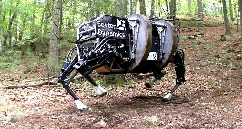 Boston Dynamics стал японским