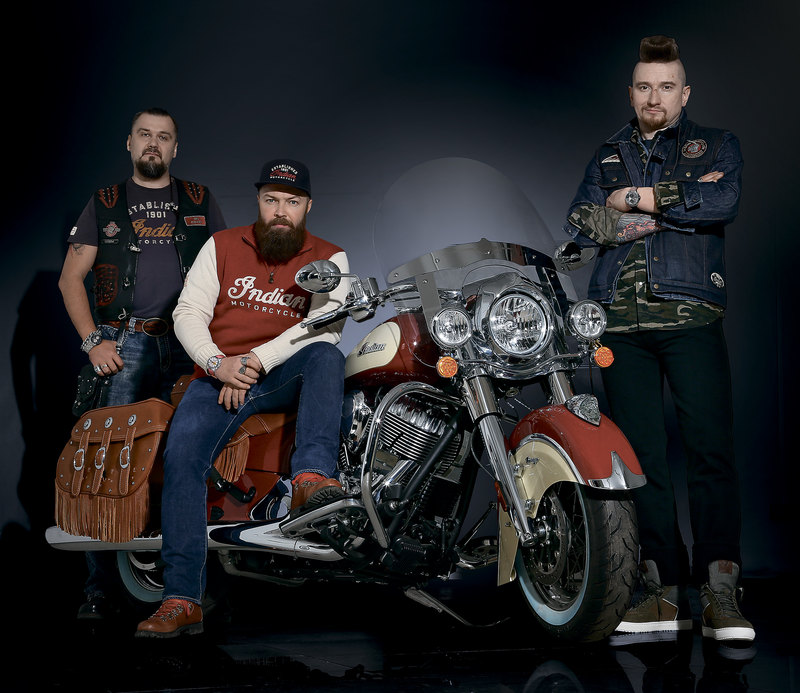 INDIAN MOTORCYCLES RIDERS GROUP (IMRG)