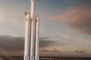 Все, что нужно знать о запуске Falcon Heavy