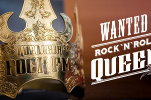 Определены 5 финалисток конкурса ROCK`N`ROLL QUEEN!