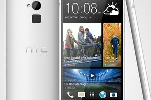 HTC One max: дактилоскопический Android