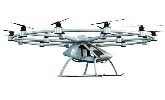 Volocopter VC 200