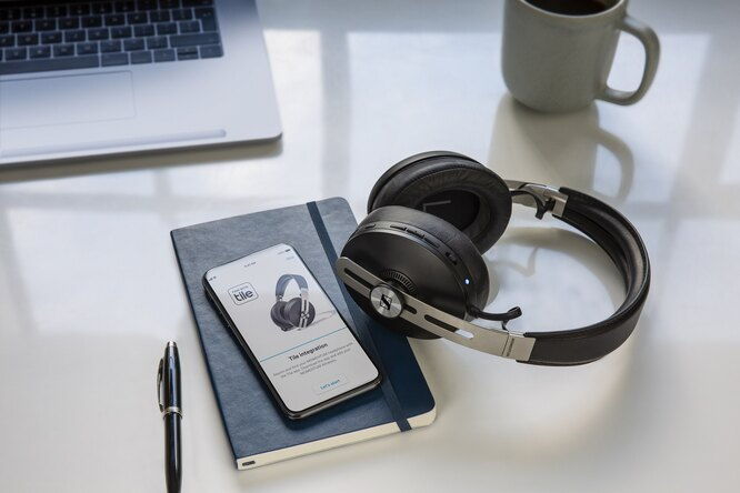 Sennheiser MOMENTUM Wireless 3, 29 490 руб.