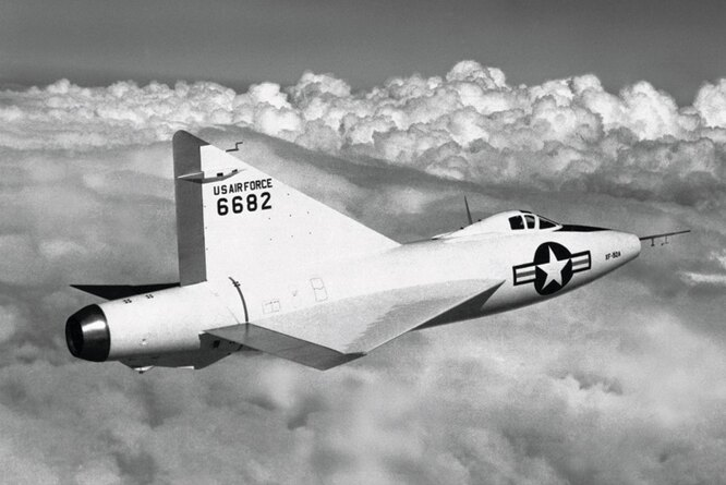 Convair Model 7002 (XF-92)