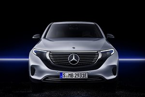 Новый Mercedes-Benz EQC