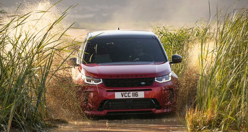 Land Rover обновил Discovery Sport